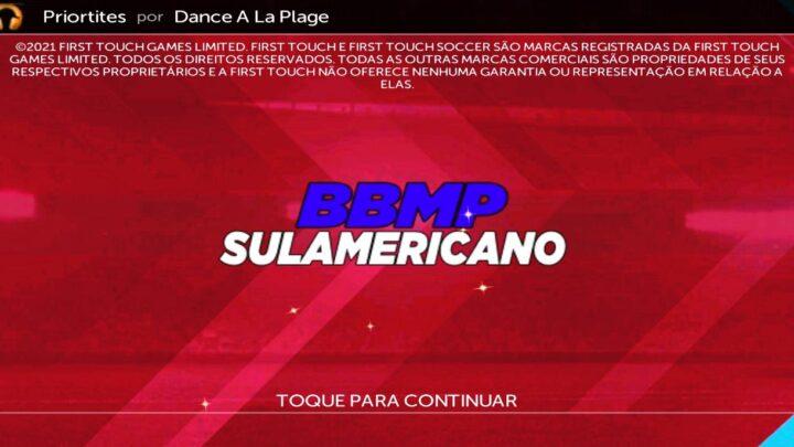 NOVO! FTS 21 SULAMERICANO ATUALIZADO COM DIFICULDADE AUMENTADA E BRASILEIRÃO A-B-C-D