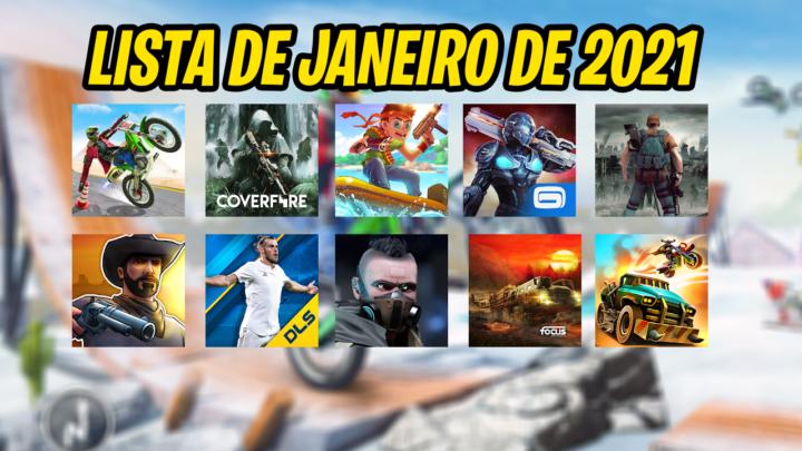 SAIU ! Novos Jogos Da CATEGORIA OFFLINE Para Mobile – 2021