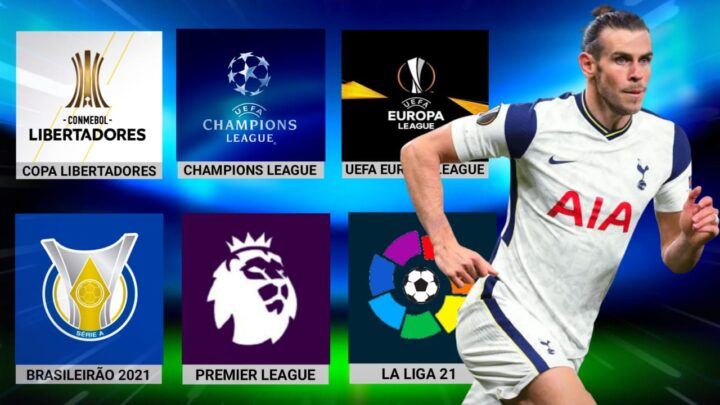 SAIU ! PES 2011 Com Patch De 2021 Atualizado Com Brasileirão e Champions League