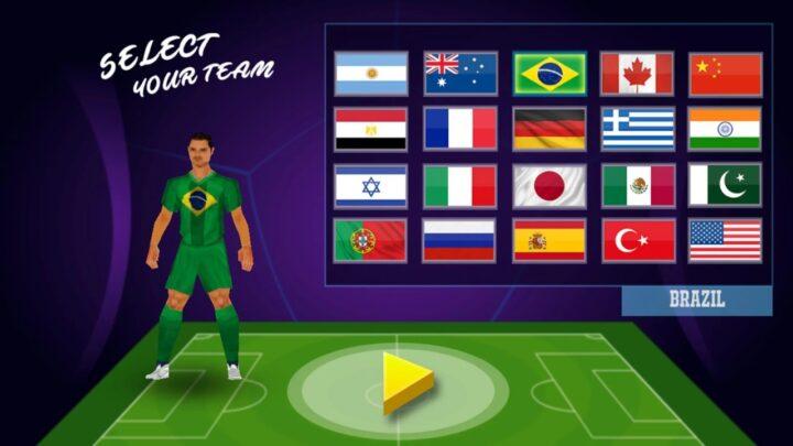 NOVOS ! Atualizações e Lançamentos de Jogos De Futebol – 2021