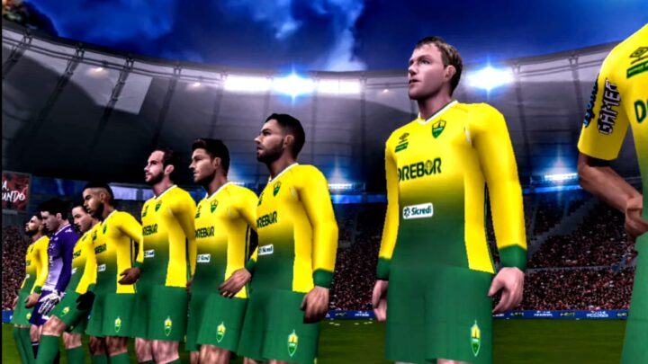 COMEÇE AGORA ! Novo PES 2021 Com Brasileirão de 2021 Com Equipes Que Subirão