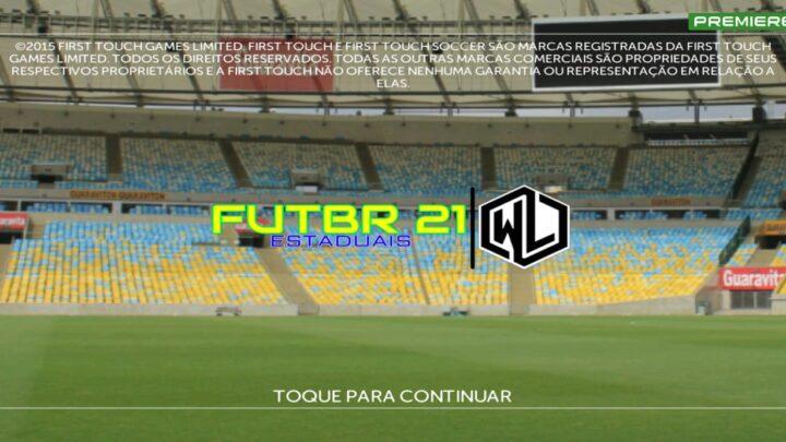 SAIU ! Novo FTS 2021 Com Campeonato Estaduais Atualizados