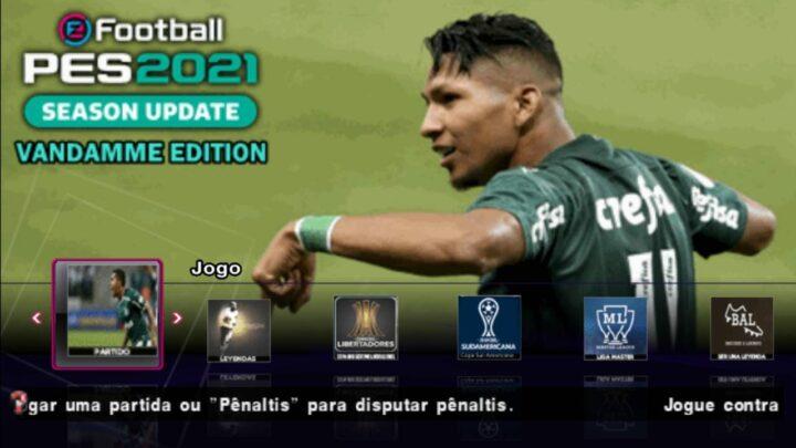 SAIU ! PES CONMEBOL LIBERTADORES COM RUMO AO ESTRELATO – 2021 ✅
