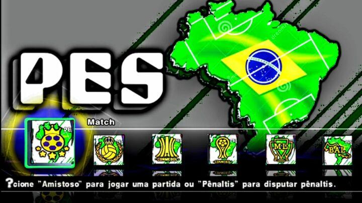 LANÇAMENTO ! NOVO PES BRASIL 2022 PARA CELULARES ANDROID – PPSSPP